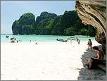 ทัวร์เกาะพีพี-อ่าวมาหยา-เกาะไข่ เรือเร็ว