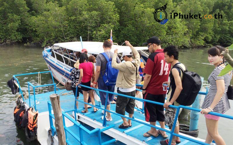 เช่าเหมาลำเรือไปเกาะพีพี-7