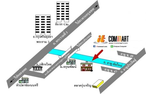 MAP ITCommart Shop