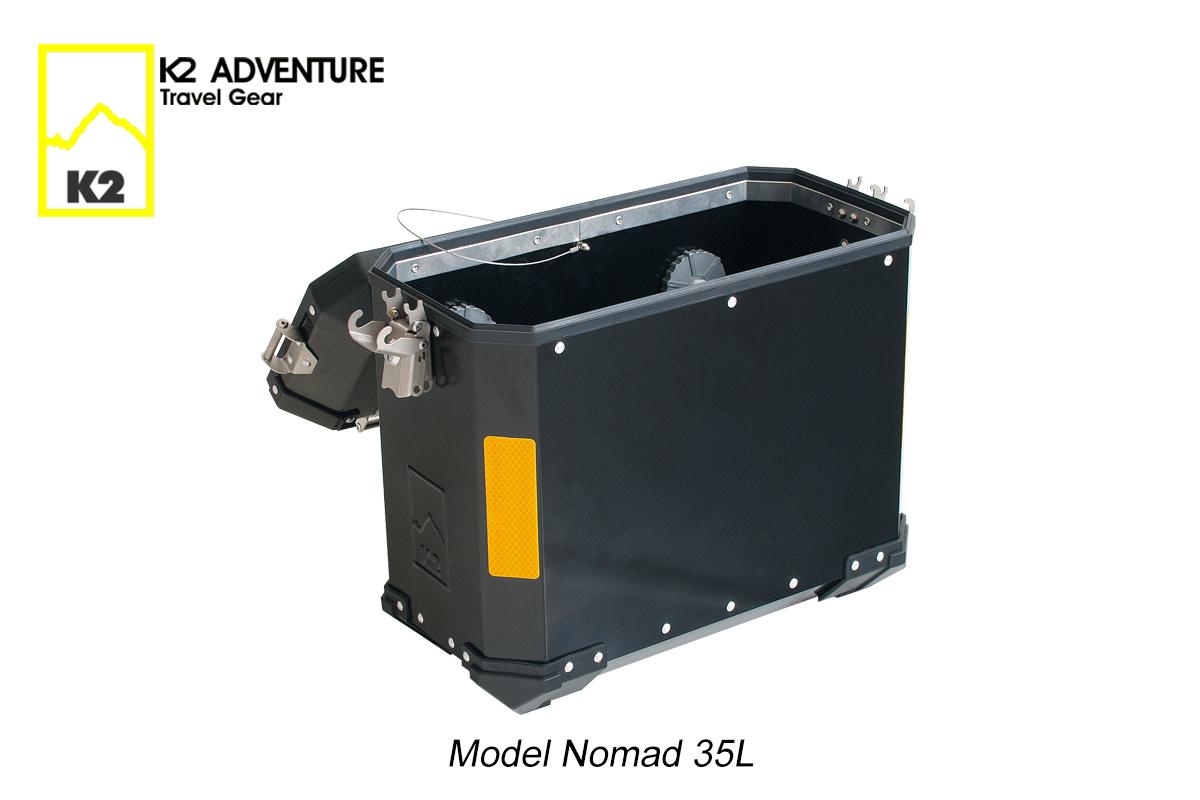 กล่องข้างมอเตอร์ไซค์ K2 Nomad