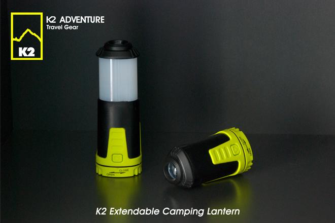ราคาไฟฉายตะเกียง K2 Adventure