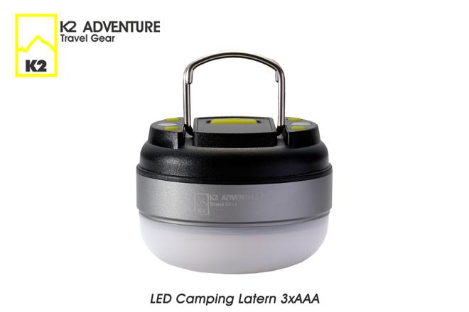 ตะเกียงแค้มปิ้ง LED K2-69201