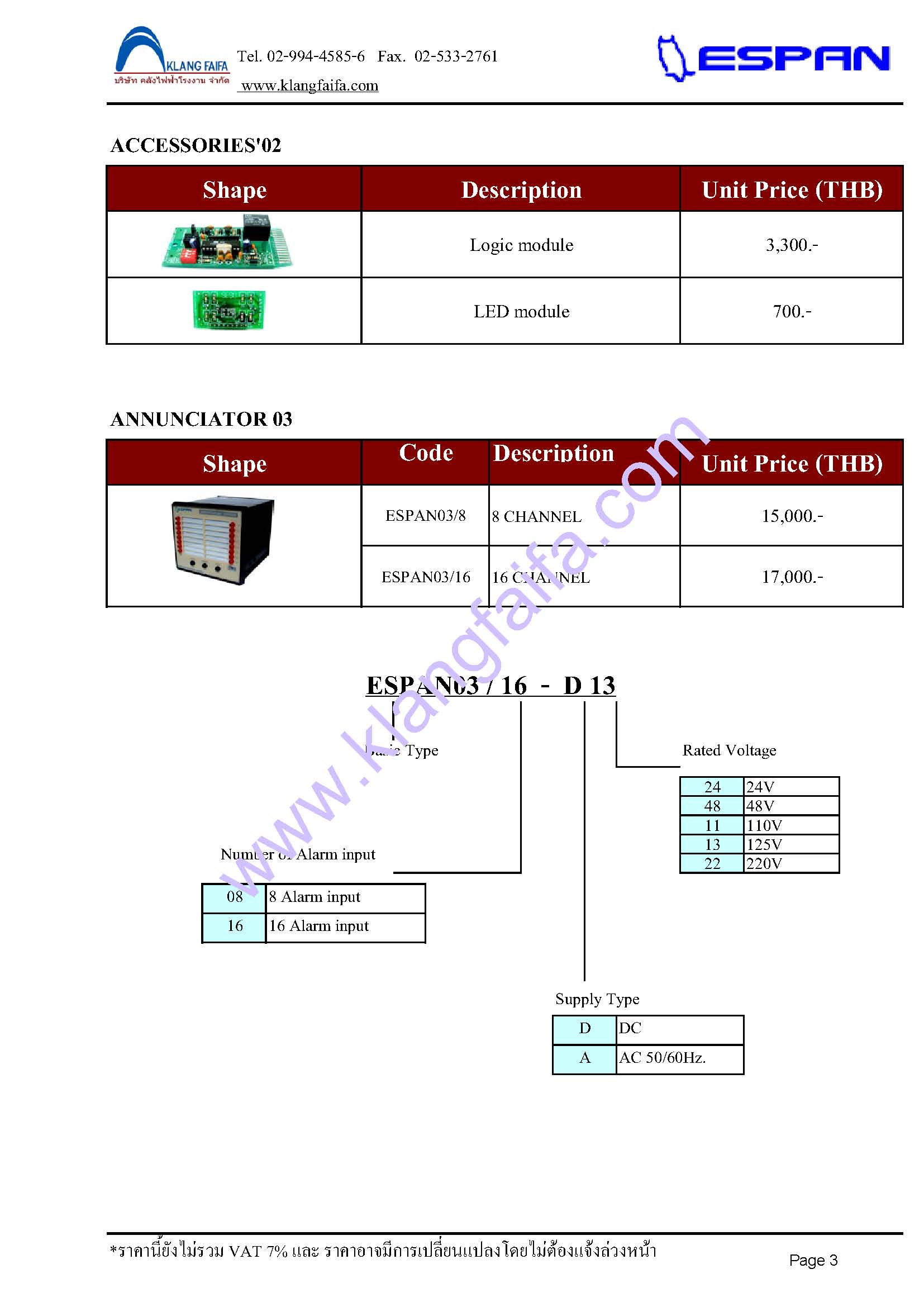 Annunciator01,Master-Module, Display-Module, Vibrating-horn, Annunciator02,Annunciator03,Power-Buzzer, DC-Voltage, Fast-Trip-Relay,Latching-Relay