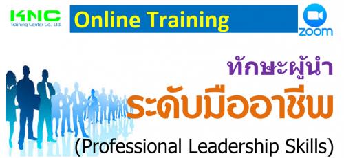 ทักษะผู้นำระดับมืออาชีพ (Professional Leadership Skills)