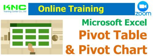 Microsoft Excel Pivot Table & Pivot Chart