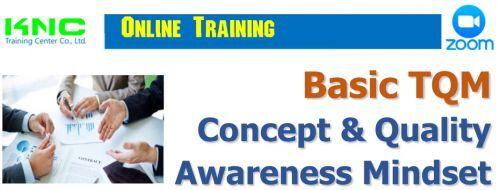 Basic TQM Concept & Quality Awareness Mindset
