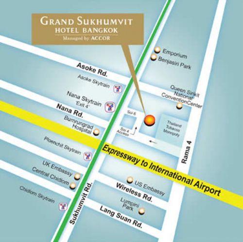 โรงแรมแกรนด์ สุขุมวิท ซ.4-6