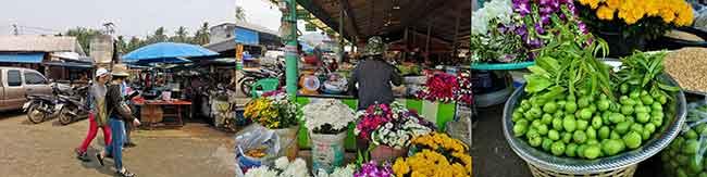ตลาดทองผาภูมิ กาญจนบุรี