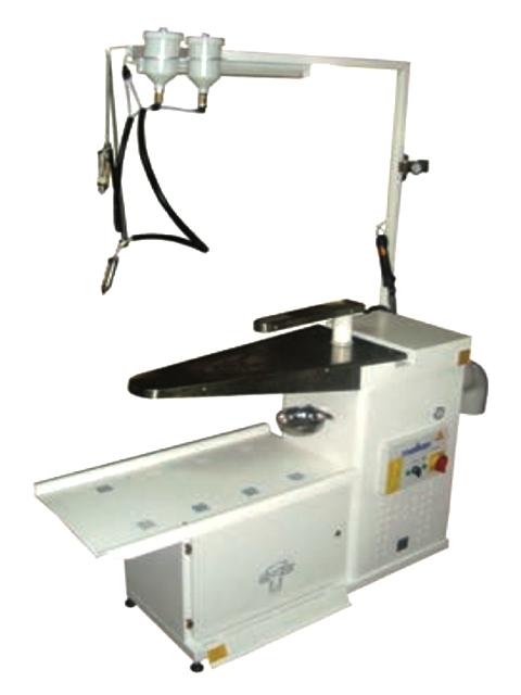 MALKAN, โต๊ะสป็อตติ้ง, โต๊ะขจัดคราบเฉพาะจุด, Spot Removing Machines, finishing equipments, laundry, Dryclean, ลอนดรี้, ตุรกี