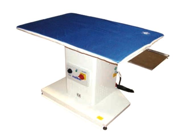 MALKAN, โต๊ะรีดผ้าแบบลมดูด, โต๊ะรีดผ้าแบบแวคคั่ม, โต๊ะรีดผ้าหน้าแคบแบบลมดูด, โต๊ะรีดผ้าหน้าแคบแบบแวคคั่ม, Ironing Tables, Ironing Boards, finishing equipments, โต๊ะรีดผ้าลอนดรี้, laundry, Dryclean, ลอนดรี้, ตุรกี