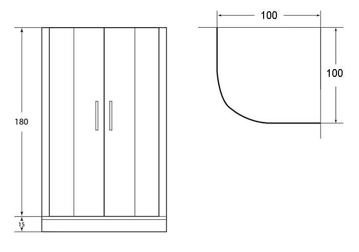 B-1003 Dimension