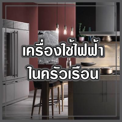 เครื่องใช้ไฟฟ้าในครัวเรือน