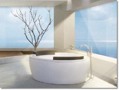 อ่างอาบน้ำระบบ Bathtub