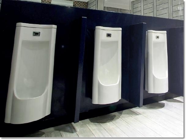 โถปัสสาวะ Urinal