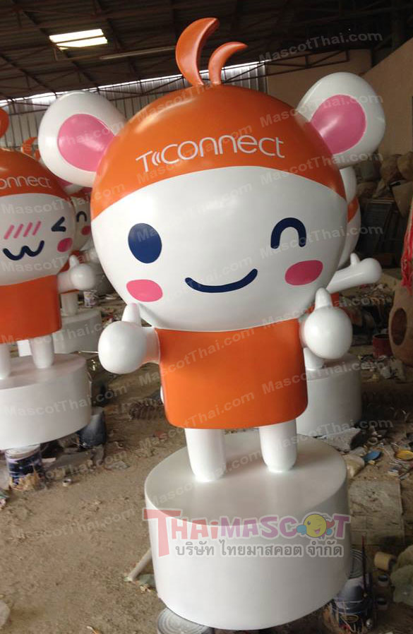 t connect mascot