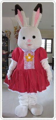 มาสคอต กระต่าย
