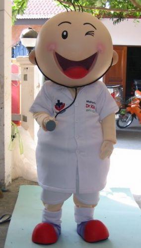 มาสคอตหมอ,พยาบาล,ชุดมาสคอตหมอพยาบาล