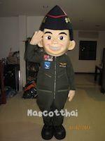 มาสคอต ทหารผ่านศึก