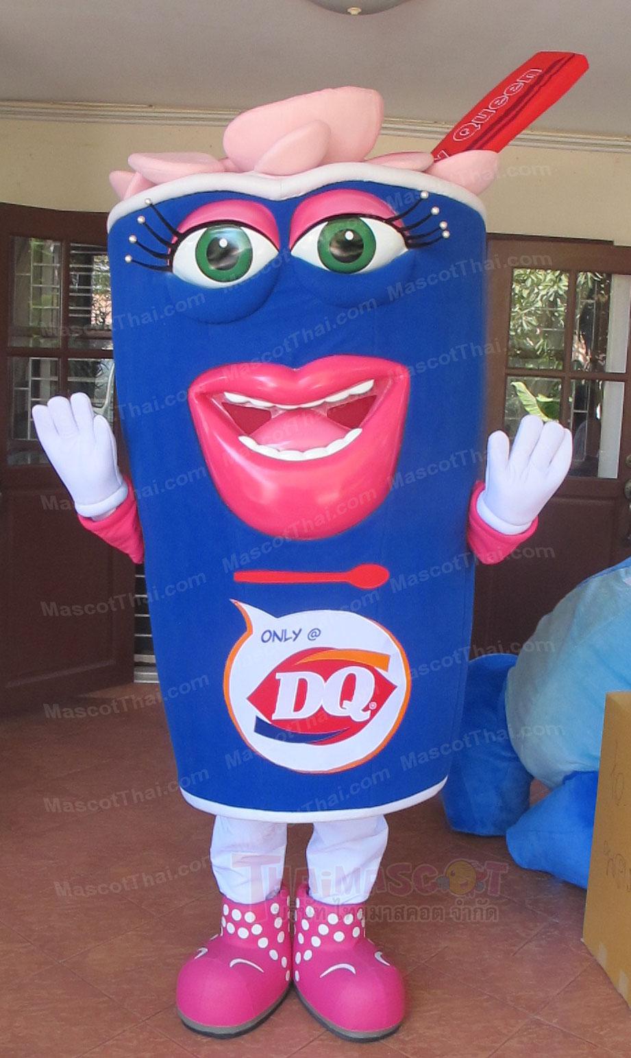 mascot dairy queen