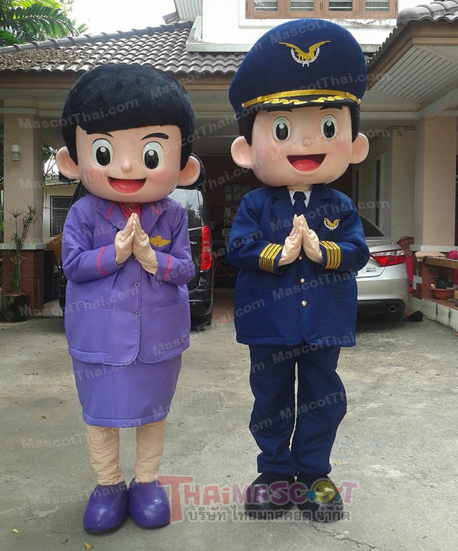 มาสคอต การบินไทย
