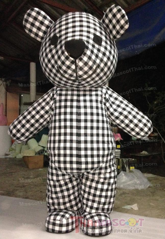 มาสคอต หมีสก็อต