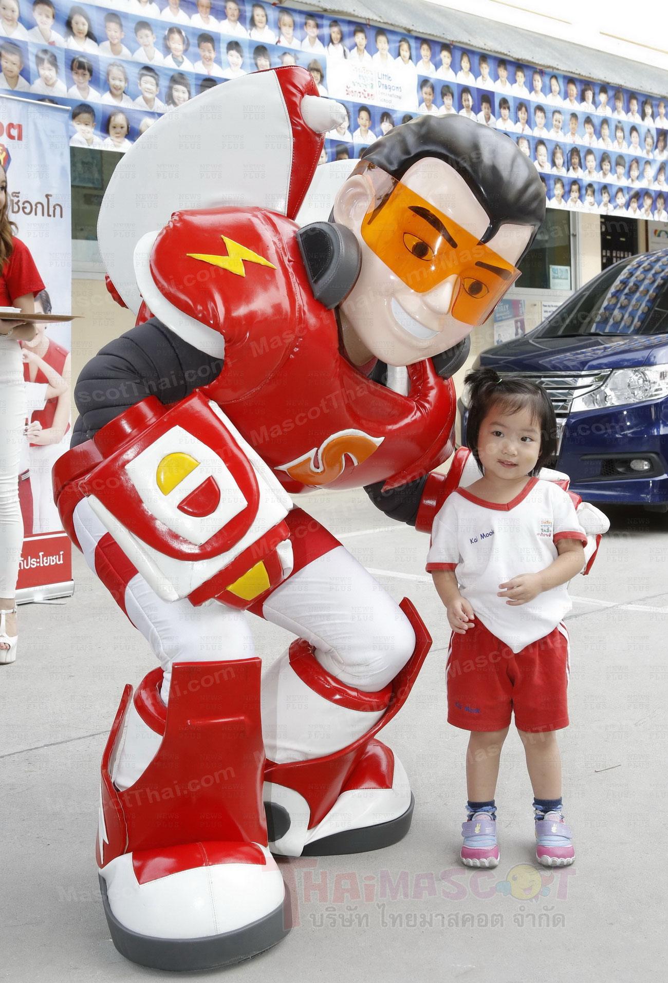 mascot mascot scott kids