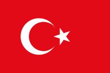 ธงชาติตุรกี