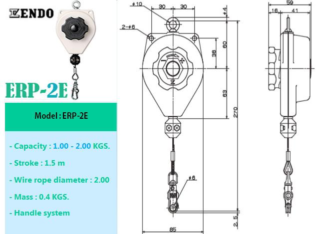 ENDO / Spring balancer / ERP-2E