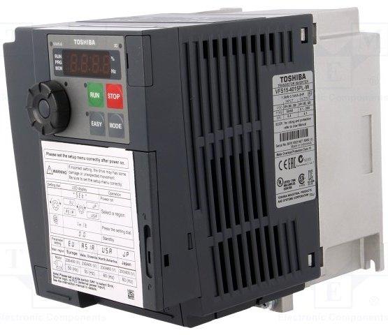 TOSHIBA  Inverter  VFS15-4150PL-W