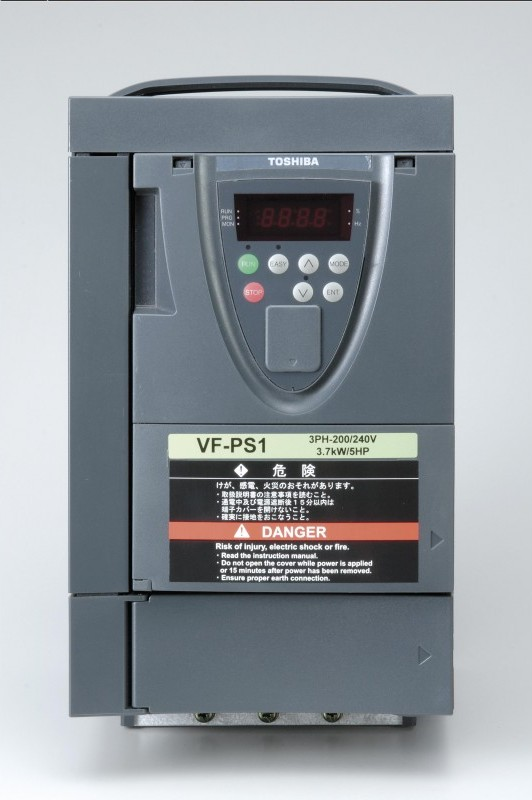 TOSHIBA INVERTER VF-PS1
