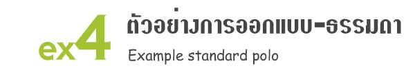 example standard polo
