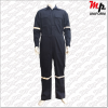 Flame Resistant Clothing Coverall with reflective