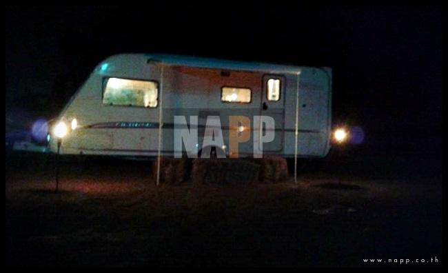 Car Awning  กันสาดรถบ้าน Caravan