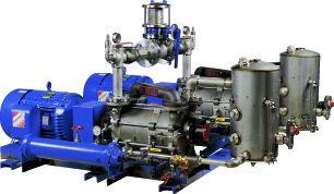 DRSP/DRDP Liquid Ring Vacuum Systems
