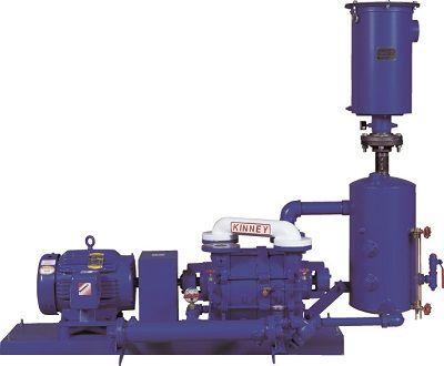 OFRP Liquid Ring Vacuum Systems