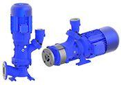 SBA | SBG Horizontal End-Suction Pump