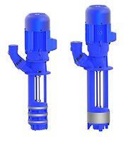 Chip handling Lifting Pumps