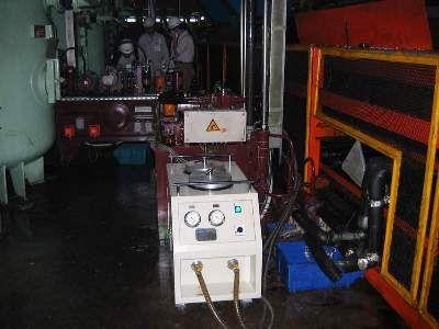 เครื่องกรองน้ำมันเคลื่อนที่รุ่น Focus-2H