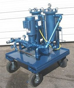 Low flow filtration system 1-20 แกลลอนต่อนาที