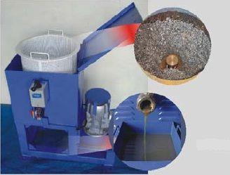 ตัวอย่างการใช้งาน Oil Recovery Centrifuge