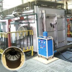 Centrifugal oil cleaning system for quenching oil_1