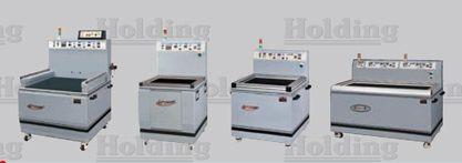 Spinner De-Burring machines