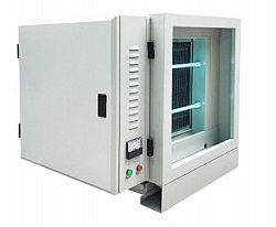 Kitchen Electrostatic precipitator