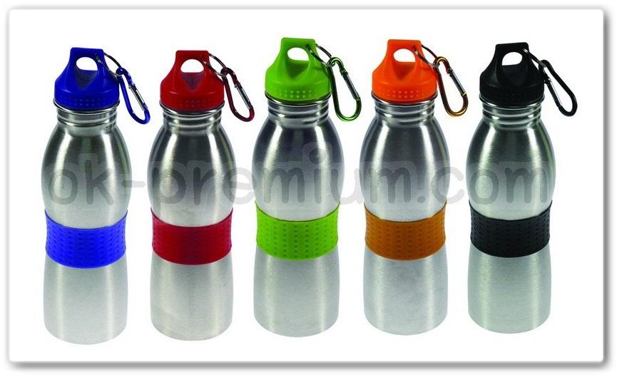 K813 กระบอกน้ำ ความจุ 600 ML สินค้านำเข้า ของพรีเมี่ยม ของฝาก ของแจก ของแถม พรีเมี่ยม สกรีนโลโก้