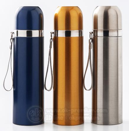 K610 กระบอกน้ำพรีเมี่ยมแก้วในตัว สินค้านำเข้า ของพรีเมี่ยม ของฝาก ของแจก ของแถม พรีเมี่ยม สกรีนโลโก้