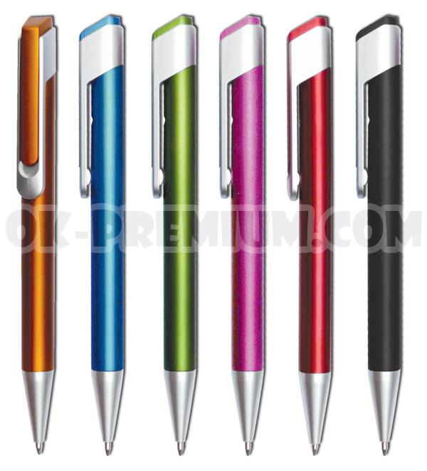 P313 ปากกาพลาสติกสีไฮโซ ปากกาสีสวย ปากกานำเข้า ปากกา ปากกาพรีเมี่ยม ปากกาพลาสติก พร้อมสกรีน สกรีนฟรี ของพรีเมี่ยม สินค้าพรีเมี่ยม ของนำเข้า สินค้านำเข้า ของแจก ของแถม ของชำร่วย มีให้เลือกหลายแบบค่ะ