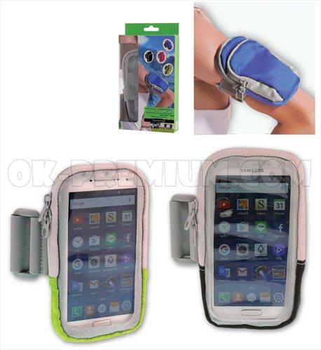 E001 กระเป๋ษใส่โทรศัพท์ ที่รัดแขน สินค้าพรีเมี่ยม สินค้านำเข้า อุปกรณ์ไอที ของพรีเมี่ยม พร้อมสกรีน ของชำร่วย ของแจก ของแถม ฟรีสกรีนโลโก้