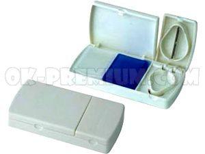 K1700 กล่องใส่ยา ตลับใส่ยา ตลับตัดยา สินค้าพรีเมี่ยม สินค้านำเข้า อุปกรณ์ไอที ของพรีเมี่ยม พร้อมสกรีน ของชำร่วย ของแจก ของแถม ฟรีสกรีนโลโก้