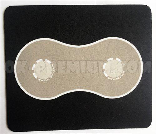 T1506 แผ่นรองเมาส์ ที่รองเมาส์ Mouse pad แผ่นรองเมาส์แบบผ้า ของพรีเมี่ยม ของชำร่วย ของที่ระลึก ของฝาก ของแจก สินค้าโปรโมชั่น