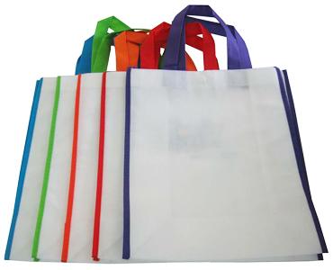 T1606 ถุงผ้าสปันบอนด์ ถุงผ้า พรีเมี่ยม ถุงผ้าพรีเมี่ยม ของที่ระลึก ของฝาก สินค้านำเข้า ของแจก ของแถม